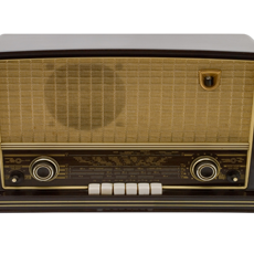 Picture of wireless radio